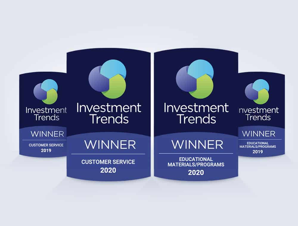 Investment trends winner for customer service